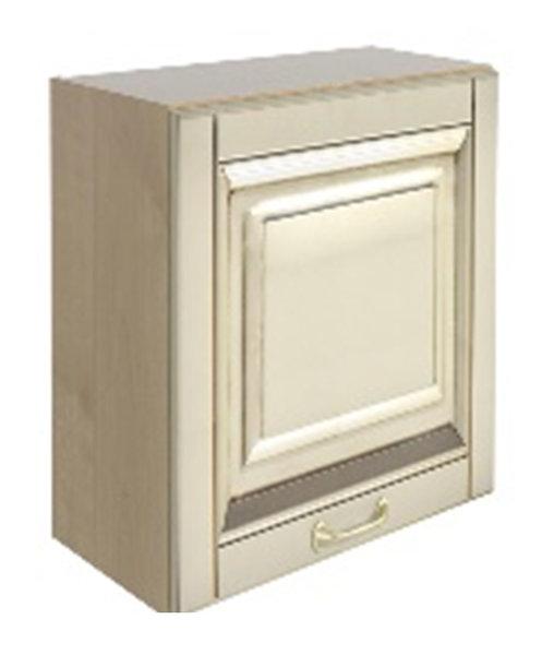Горен кухненски шкаф B 60x68 за вграждане на абсорбатор
